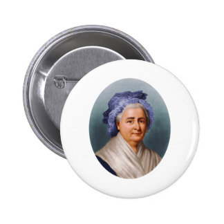 U.S. First Lady Martha Dandridge Custis Washington Pinback Button