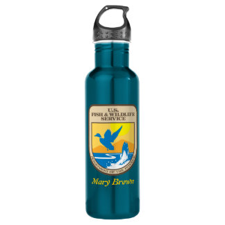 U.S. Fish and Wildlife Service 24oz Water Bottle