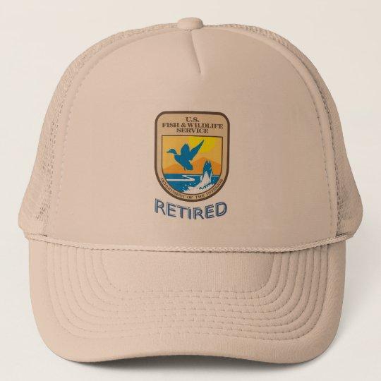 U.S. Fish and Wildlife Service Retired Hat