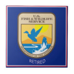 U.S. Fish & Wildlife Service Retired Tiles