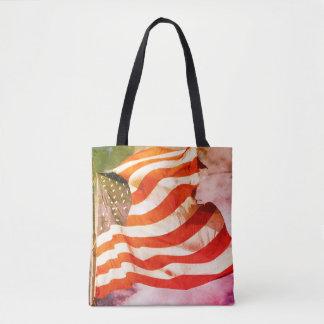 U.S. Flag 1974 Tote Bag