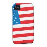 U.S. Flag Case-Mate iPhone 4 Case