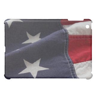U.S. flag close up ipad case