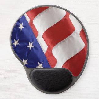 U.S. Flag Gel Mousepad