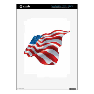 U.S. Flag Skins For iPad 3