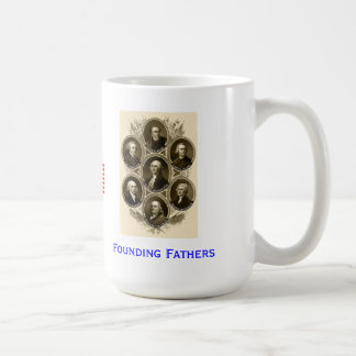 U S Founding Fathers Mug