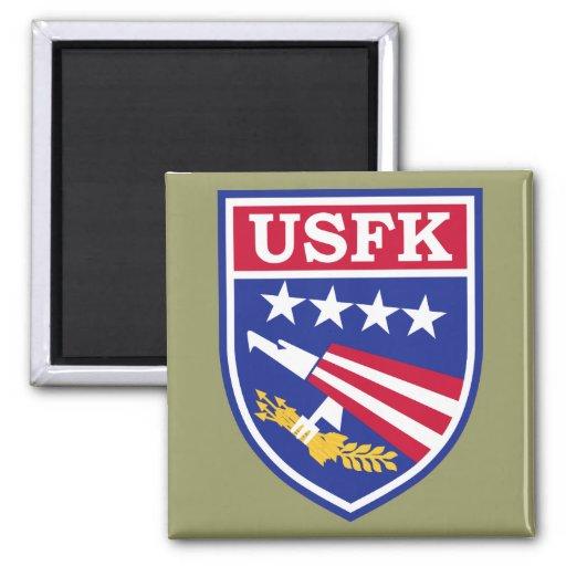 U.S. Fuerzas Corea - imán