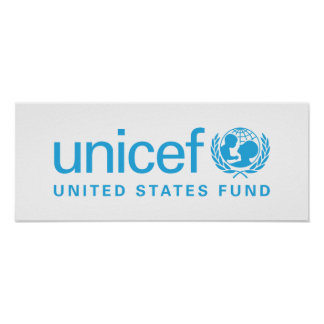 U.S. Fund for UNICEF Poster