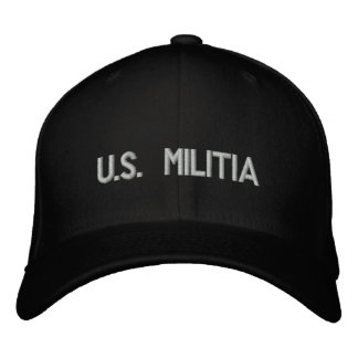 u s gorra bordado milicia gorra de béisbol