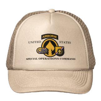 U.S. GORRA DEL COMANDO DE OPERACIONES ESPECIALES