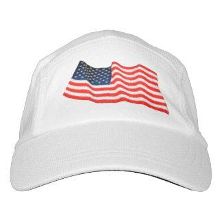 U.S. Gorra del funcionamiento de la bandera