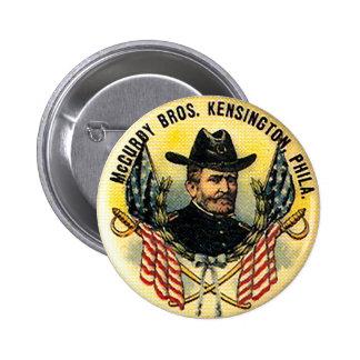 U.S. Grant - Button
