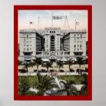 U.S. Grant Hotel, San Diego, California Poster