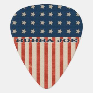 U.S. Grunge patriótico (personalizado)