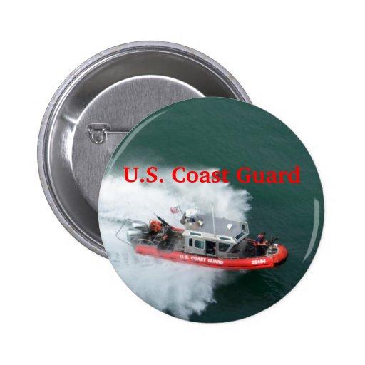 U.S. Guardacostas Pin