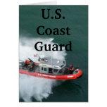 U.S. Guardacostas Tarjeton