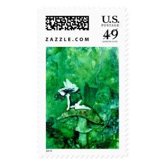 U.S. Hada verde de los sellos