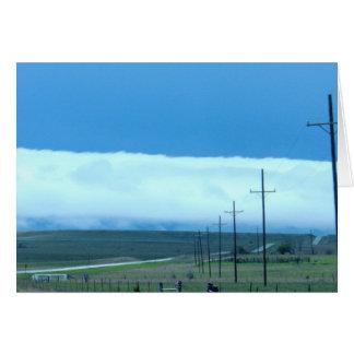 U.S. Highway 160 - Elk County, Kansas Card