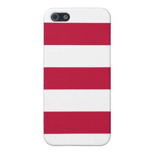 U.S. Hijos de la bandera vertical de la tira de la iPhone 5 Funda
