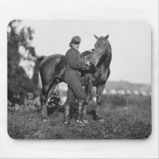 U.S. Horse Artillery, 1863 Mouse Pad