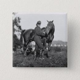 U.S. Horse Artillery, 1863 Pinback Button