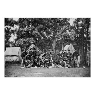 U.S. Horse Artillery Brigade: 1863 Posters