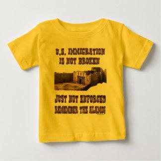 U.S. Immigration - Not Broken Just Not Enforced Shirt