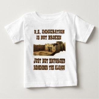 U.S. Immigration - Not Broken Just Not Enforced T Shirt