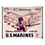 U.S. Infantes de marina Comunicados Personalizados