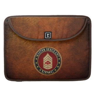 U.S. Infantes de marina: Sargento mayor (USMC Fundas Para Macbooks