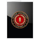 U.S. Infantes de marina: Segundo teniente (USMC Tarjeta De Felicitación