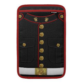 U.S. Infantes de marina: Uniforme de vestido del Fundas MacBook