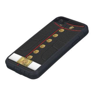 U S Infantes de marina Uniforme de vestido del U iPhone 5 Case-Mate Protectores
