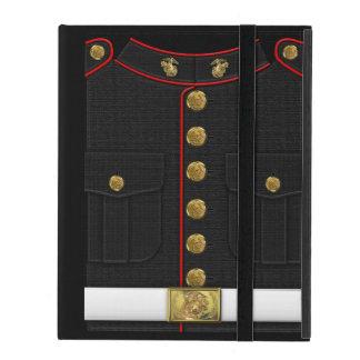 U S Infantes de marina Uniforme de vestido del U iPad Cárcasas