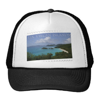 U.S. Islas Vírgenes - bahía del tronco de San Juan Gorras