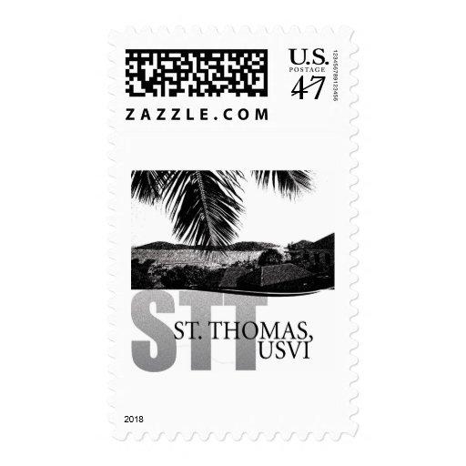 U.S. Islas Vírgenes Estampillas