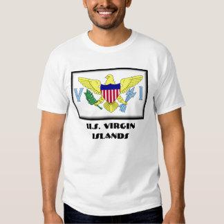 U.S. Islas Vírgenes Playera