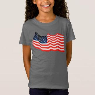 U.S. Jersey de la multa de la ropa de deportes del