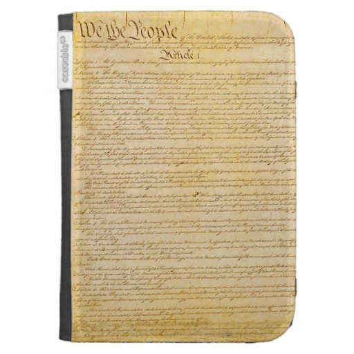 U.S. La constitución enciende la caja