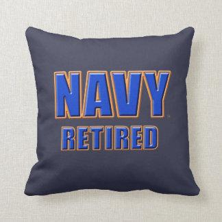 U.S. La marina de guerra retiró la almohada de