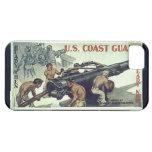 U.S. ~ listo del ~ del guardacostas entonces listo iPhone 5 Case-Mate Protector
