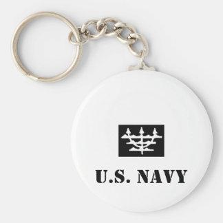U.S. Llavero de la marina de guerra OT