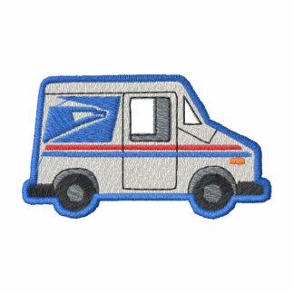 U.s. Mail Truck Hoodie
