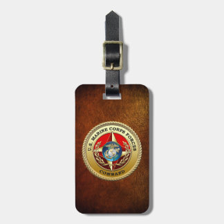 U.S. Marine Corps Forces Command (MARFORCOM) [3D] Bag Tag