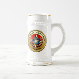 U.S. Marine Corps Forces Command (MARFORCOM) [3D] Beer Stein