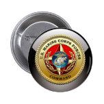 U.S. Marine Corps Forces Command (MARFORCOM) [3D] Pin