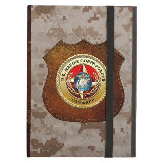 U.S. Marine Corps Forces Command (MARFORCOM) [3D] Cover For iPad Air