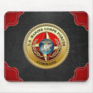 U.S. Marine Corps Forces Command (MARFORCOM) [3D] Mouse Pad