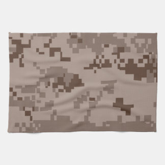 U.S. Marine Corps Marpat Desert Camouflage Kitchen Towels