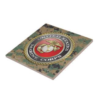 U.S. Marine Corps (USMC) Emblem [3D] Tile